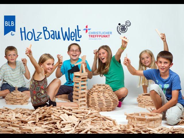 Ferienpass Stans - Holzbauwelt Trailer