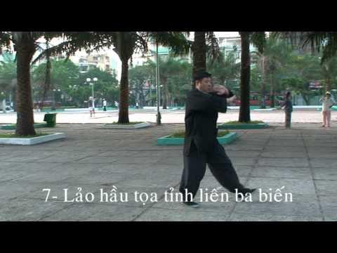 Lão mai quyền  -  VS Huỳnh Nghĩa Phát