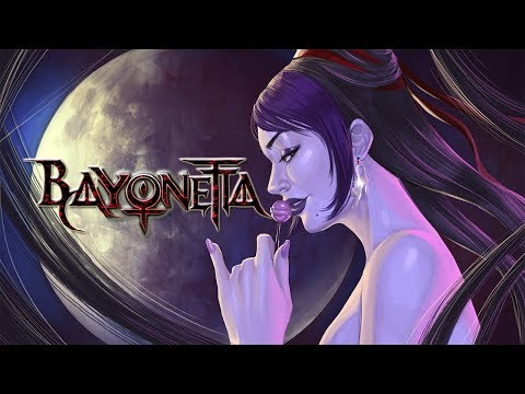 FLY ME TO THE MOON BABY! | Bayonetta | 01