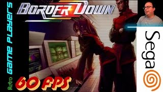 Border Down on SEGA Dreamcast at 60FPS - 4 in 1 Shooter Pack - Retro GP