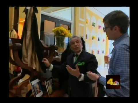 NBC Interview with Bijan