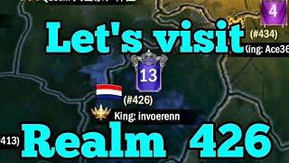 "War and Order ""Let's visit Realm 426"""