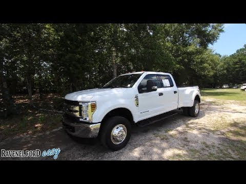 Here's a 2018 Ford F350 XLT Dually w/Power Stroke Diesel - For Sale Review & Tour