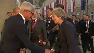 EU-Gipfel in Salzburg: May fordert Zugeständnisse
