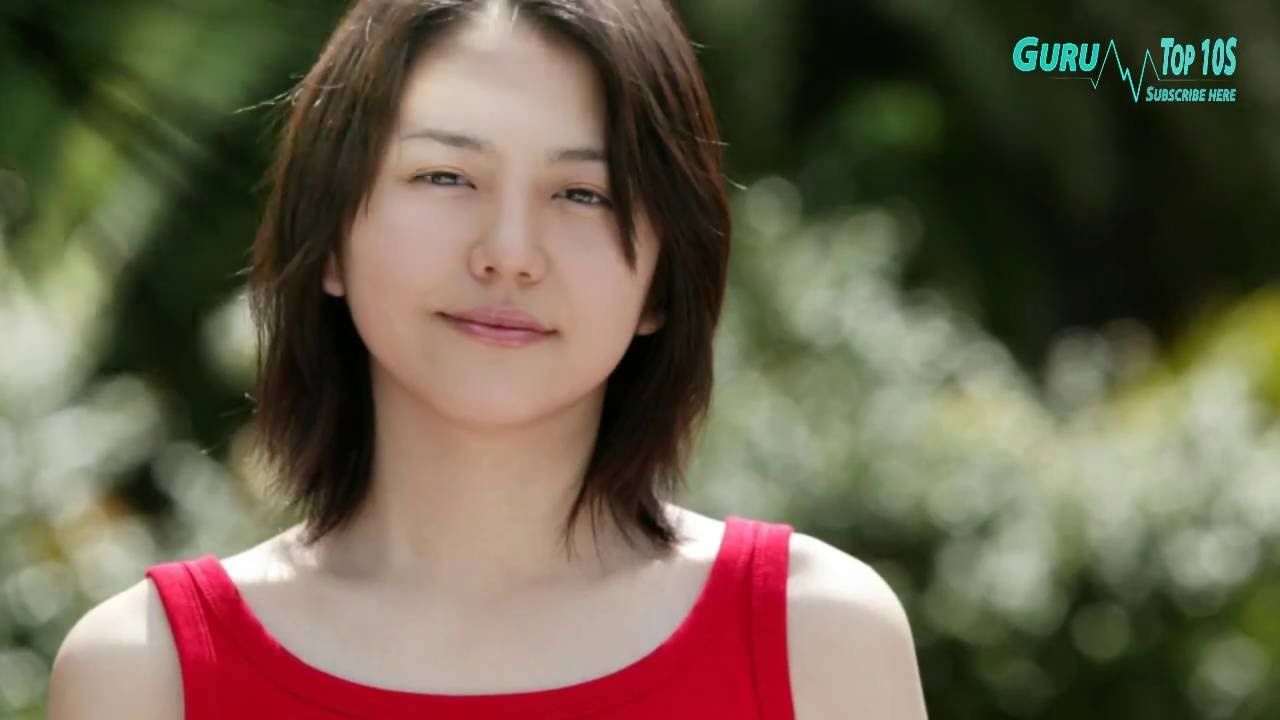 Top 10 Most Beautiful Japanese Women in 2016 - YouTube
