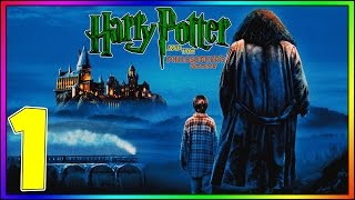 Harry Potter and the Philosopher's Stone PC - 100% Walkthrough - Part 1
