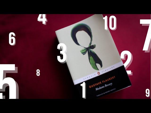 10 datos WOW que no sabías sobre Madame Bovary (querrás leerlo YA)