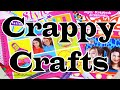 Crappy Crafts - Scrapbooking Kit From Just My Style - Create Your Own Scrapbook