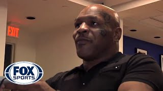 Mike Tyson plays Mike Tyson