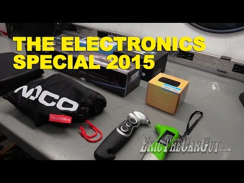 The Electronics Special 2015 -EricTheCarGuy