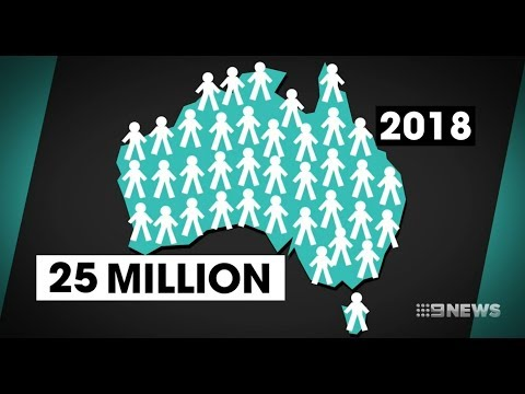 Nine + Seven News. Cities Busting, Population Burnout.(Australia)