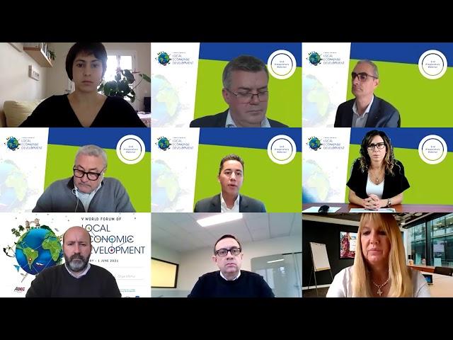FR - 2nd Preparatory Webinar for the V World Forum Of Local Economic Development