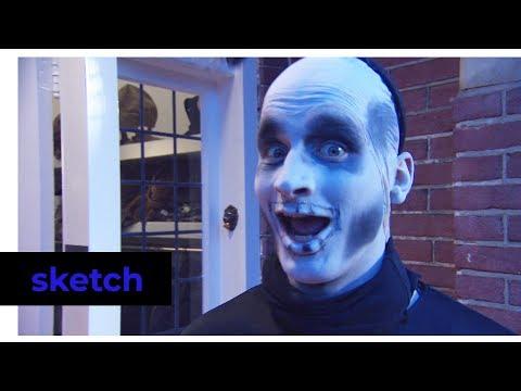 Wesley en Rodney vieren Halloween | Wesley en Rodney | Het Klokhuis