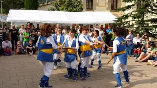Ball de bastons. Fira de St Ponç. Cànoves. 10-5-14 (Video 4)