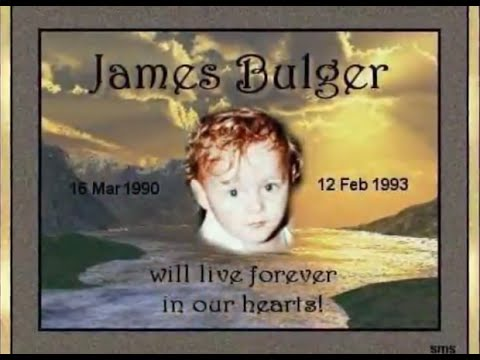The Story of James Patrick Bulger