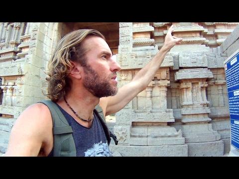 A Taste of HAMPI, INDIA: Walking Through Ancient Temple Ruins