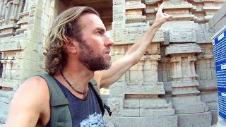 A Taste of Hampi, India: Walking Through Temple Ruins