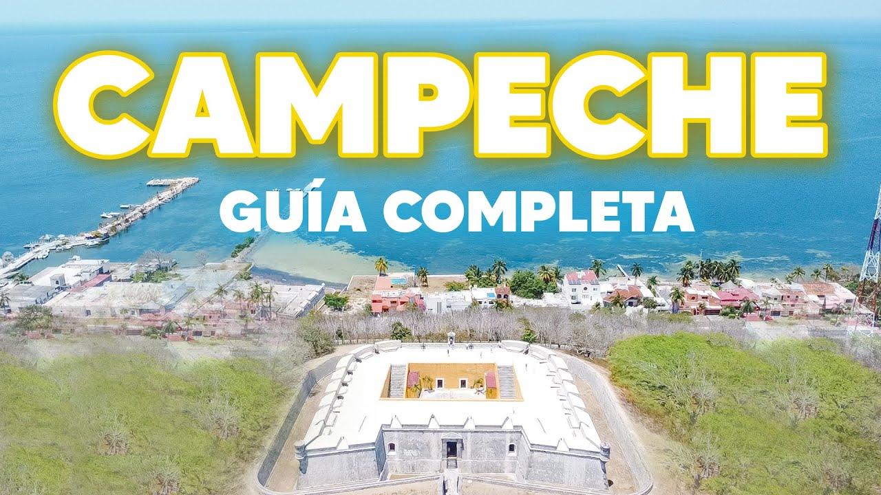 Download CAMPECHE CIUDAD  🔴GUÍA COMPLETA ✅ Como llegar, qué comer, qué hacer, Fuertes, Baluartes, y más