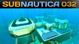 SUBNAUTICA [032] [Hausputz und große Räumungsaktion] [PRAWN] [Let's Play Gameplay Deutsch German] thumbnail