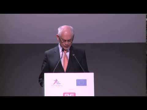 Last Session of the ASIA– Europe Business Forum (AEBF)