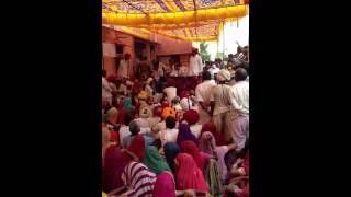 Ramlal Jat- MLA - Bhilwara, addressing people of SIDIYAS - 1