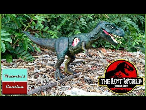 The Lost World: Jurassic Park Young Tyrannosaurus Rex Review