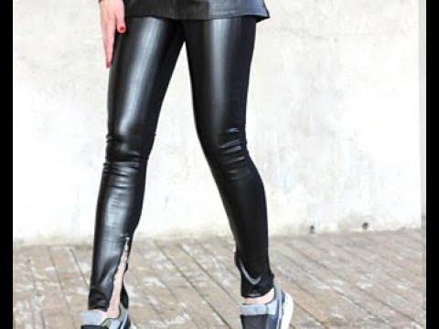 Faux Leather Pants Men - YouTube 2a85063c3