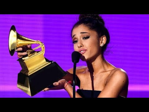 Ariana Grande WINS HER FIRST GRAMMY AWARD 2019!!!! Mp3
