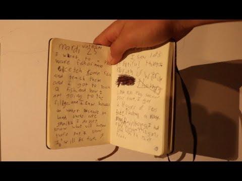 My Vietnam Notebook