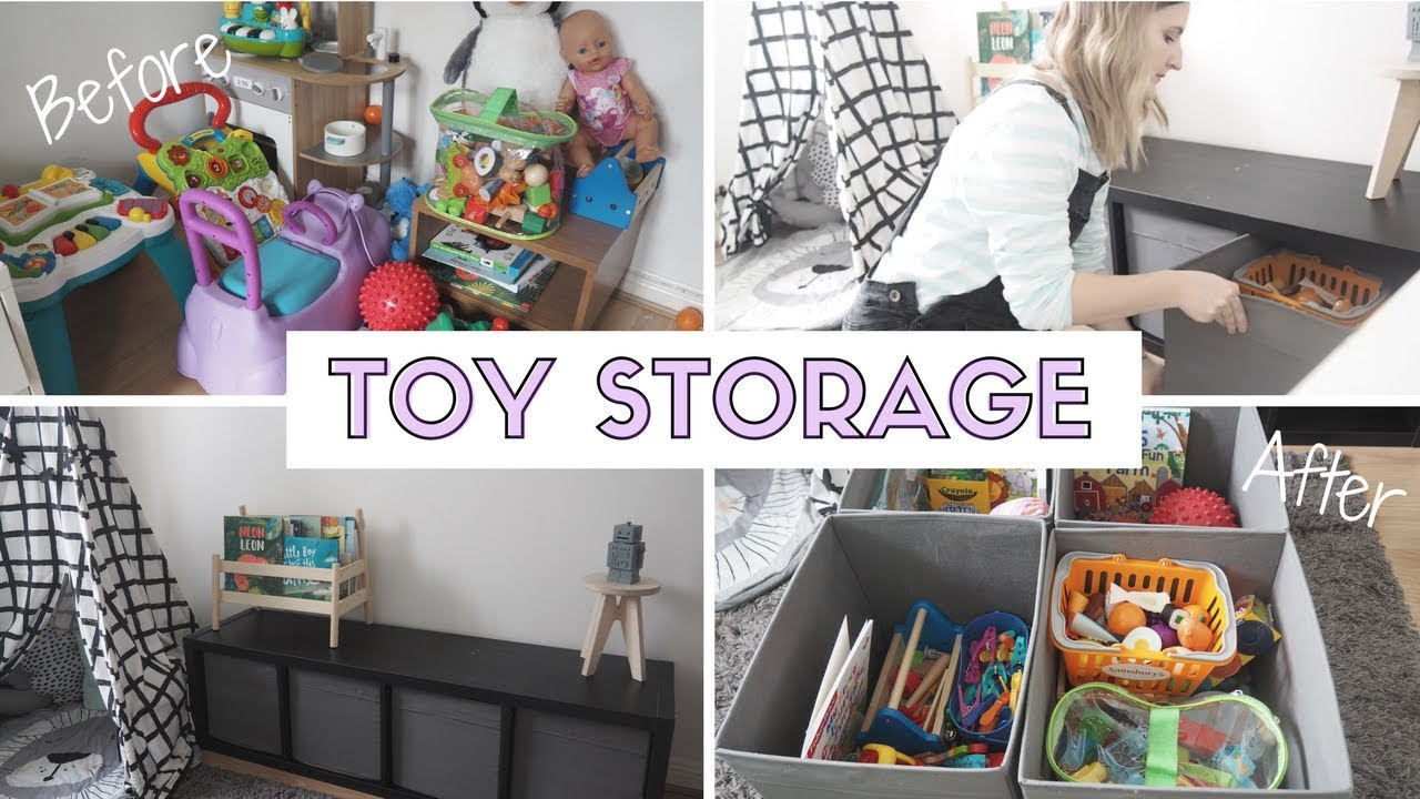 TOY STORAGE U0026 ORGANISATION (TODDLER BUSY BOXES)
