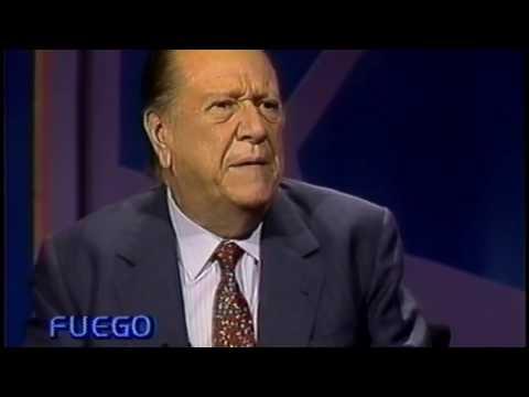 Rafael Caldera entrevistado por Leopoldo Castillo - Fuego Cruzado (Venevisión, 1992)