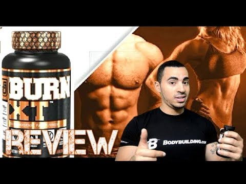 Burn-XT Thermogenic Fat Burner By Jacked Factory Review