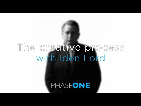 Education | The creative process with Iden Ford | Phase One