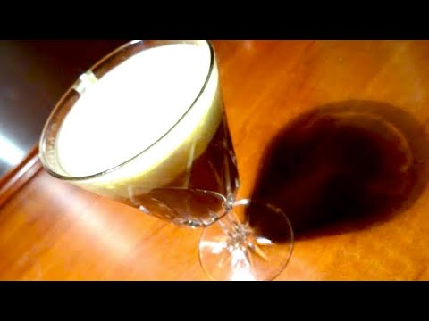Vietnamese Egg Coffee - A Creamy and Airy Coffee Drink - Recipe #42
