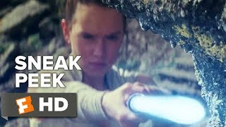 Star Wars: The Last Jedi Trailer Sneak Peek (2017) | Movieclips Trailers