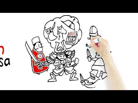 InfoBuild - Samurain matkassa (Datasamurai)