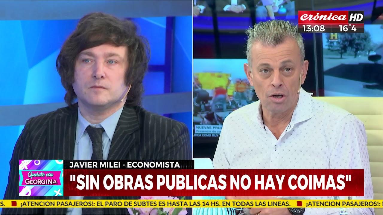 Resultado de imagen para MILEI INGRESO PER CAPITA ARGENTINA