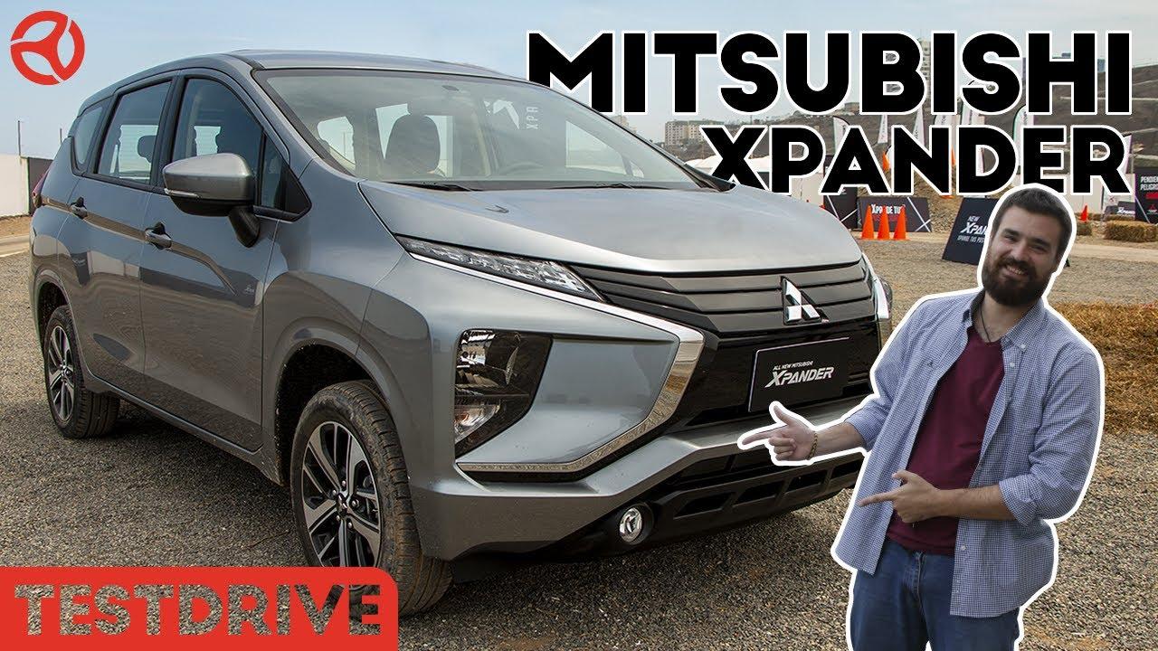 MITSUBISHI XPANDER: Probamos La Multipropósito Que Hará