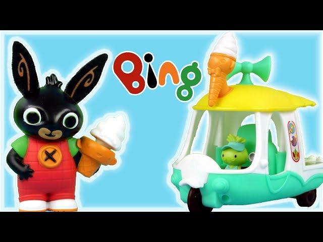Bing! • Furgonetka z Lodami! • Bing & Koko • bajki dla dzieci