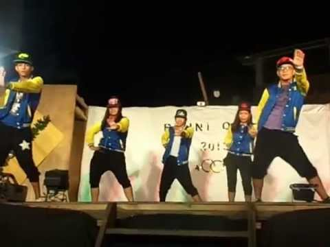 DC Movers – No Scrubs@Castillejos Bikini Contest 2013