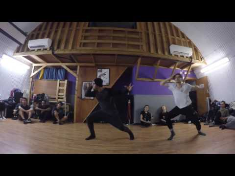 Maybe IDK - Jon Bellion | Choreography - Andi Vega & Robin Dobler