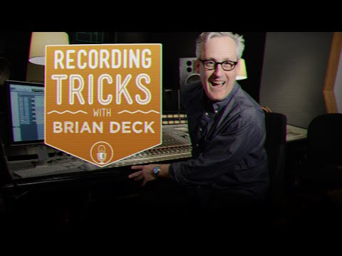 10 Ways to Mic A Guitar Amp with Brian Deck | Reverb Recording Tricks