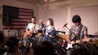 2013.7.14七夕ライブ、くまおホール 西山太郎のオリジナル曲 JUMP ...