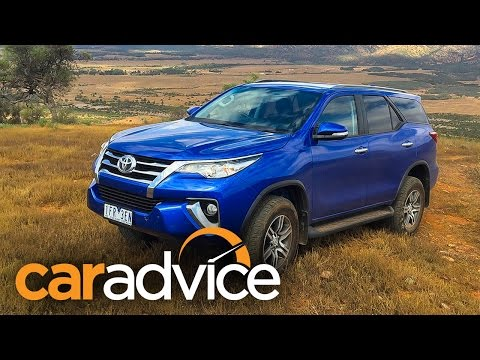 2019 Toyota Fortuner Review: First drive