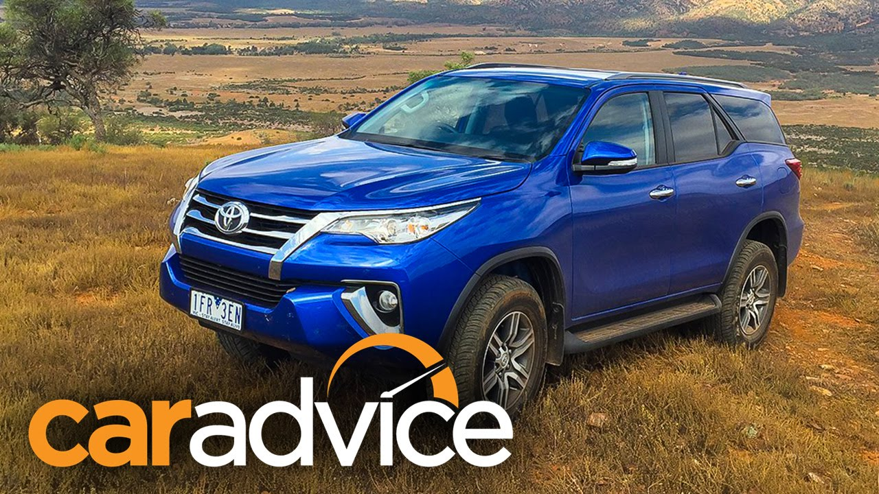 2016 toyota fortuner review first drive youtube