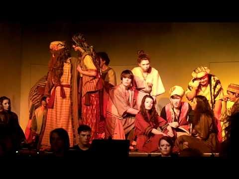 """JOSEPH"" CHS Musical 2012- One More Angel, the slow bit"