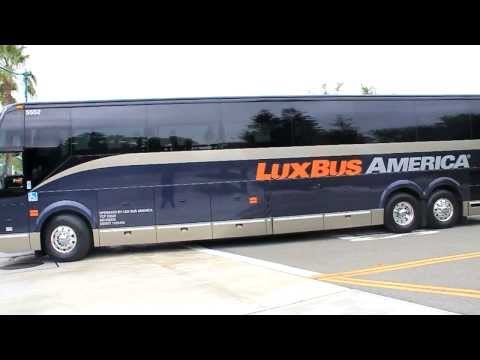 Lux Bus America on The Best of Southern California