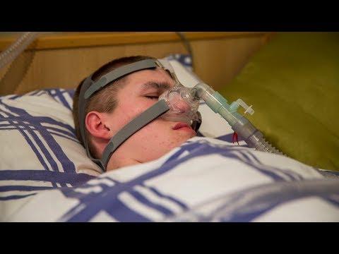 The Teen Who Dies If He Falls Asleep