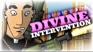 RĄKFLIP KSIĘDZA PIOTRA ... | Divine-Intervention (Indie-Game)