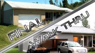 Final Walkthrough - Real Estate Investing Made Easy #4
